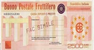 Buoni Fruttiferi Postali e scadenze durante Covid-19