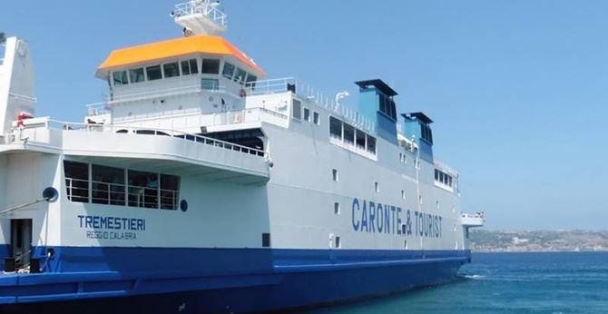 TRASPORTI: INCHIESTA CARONTE&TOURIST SPA
